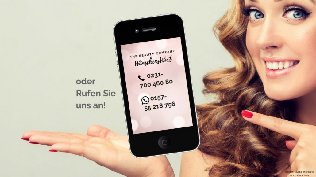 Faltenunterspritzung in Dortmund - Wünschenswert - The Beauty Company